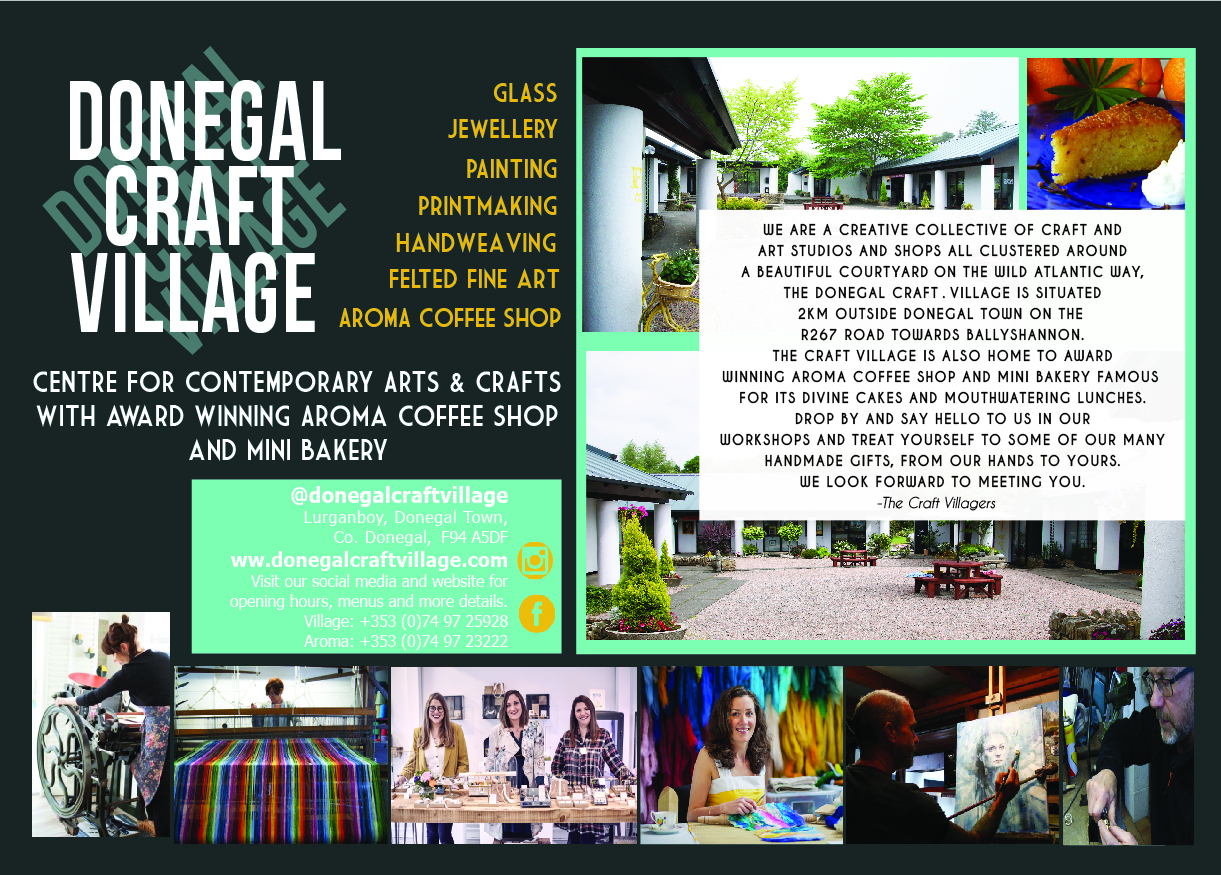 Donegal Craft Village | Activities in Donegal | Go Visit Donegal